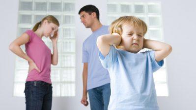 Consecuencia del Divorcio en los Hijos